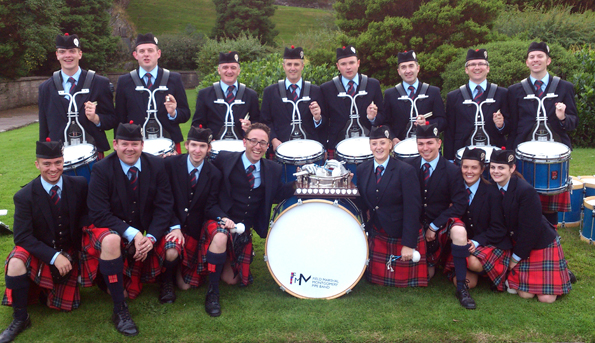 FMM - 2013 Cowal Pipe Band Champions